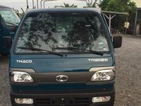 Bán Thaco Towner 800 thùng bạt, đời 2018 hoàn toàn mới