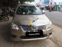 Gia đình cần bán xe Toyota Innova E cuối 2012, giá cạnh tranh