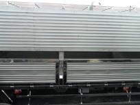 Giá xe tải Hino FC9JLSW-5 tấn chở gia súc thùng dài 6,7m sản xuất 2017