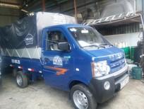 0166.666.8032_Bán xe Dongben thùng bạt giá rẻ TPHCM - hỗ trợ vay 100%