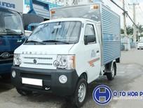 Bán xe tải Dongben 770kg thùng kín