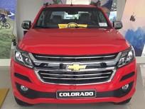Bán Chevrolet Colorado đời 2017, màu đỏ, nhập khẩu, 729 triệu