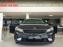 Kia Cerato 1.6 AT 2017,màu đen, hỗ trợ trả góp.