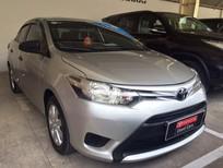 Bán xe Vios J sản xuất 2014 màu bạc