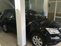 Cần bán xe Honda CR V 2.4 sản xuất 2009, màu đen chính chủ