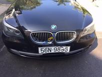 Cần bán BMW 5 Series 523i sản xuất năm 2009, màu đen, nhập khẩu nguyên chiếc chính chủ