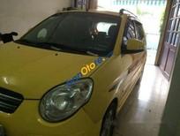 Chính chủ bán Kia Morning AT đời 2009, màu vàng