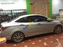 Bán Hyundai Accent AT đời 2012, màu bạc