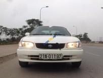 Cần bán xe cũ Toyota Corolla đời 2000, màu trắng