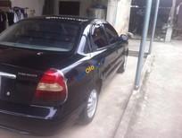 Bán ô tô Daewoo Nubira sản xuất 2002, màu đen, xe nhập