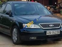 Chính chủ bán Ford Mondeo AT đời 2004, màu đen