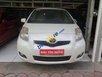 Bán xe cũ Toyota Yaris AT đời 2010, màu trắng, giá tốt