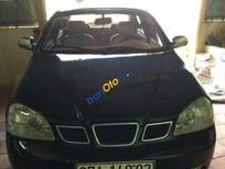 Chính chủ bán Daewoo Lacetti EX đời 2004, màu đen