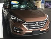 Bán ô tô Hyundai Tucson đời 2018, màu nâu, CKD đủ màu giao xe tận nhà hỗ trợ thủ tục vay gọn 90% LH: 0906.409.199