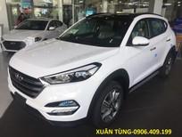 Hyundai Tucson 2017 tại Đà Nẵng, màu trắng, , đủ màu - Lh: 0906.409.199 Mr Tùng hỗ trợ vay 90% thủ tục nhanh gọn