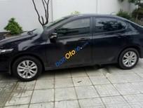 Bán Honda City 1.5AT sản xuất 2012, màu đen, nhập khẩu