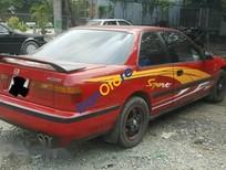 Cần bán lại xe Honda Accord sản xuất năm 1992, màu đỏ xe gia đình, giá 190tr