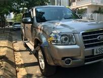 Gia đình cần bán xe For Everest màu bạc, Sx và đăng kí cuối 2009