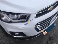 Bán Chevrolet Captiva LTZ đời 2016, màu trắng đã đi 20.000 km, giá tốt