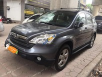Cần bán lại xe Honda CR V 2.0 sản xuất 2009, màu xám, nhập khẩu chính chủ