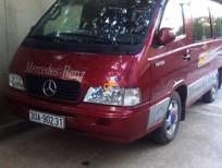 Bán Mercedes 100 đời 2000, màu đỏ, nhập khẩu nguyên chiếc, giá chỉ 100 triệu