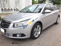 Cần bán lại xe Daewoo Lacetti CDX 1.8 sản xuất 2010, màu bạc chính chủ