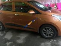 Bán Hyundai i10 1.2AT đời 2014, màu nâu, nhập khẩu chính hãng, giá chỉ 406 triệu