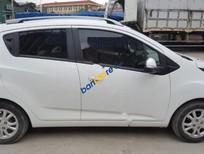 Cần bán xe Chevrolet Spark LT 2015, màu trắng chính chủ