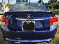 Cần bán Honda City 1.5AT năm sản xuất 2010, màu xanh lam, nhập khẩu Thái
