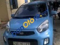 Chính chủ bán Kia Morning AT đời 2015, màu xanh lam