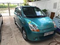Cần bán xe Daewoo Matiz Super đời 2007, màu xanh lam, xe nhập chính chủ, giá tốt