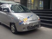 Bán xe Daewoo Matiz Joy đời 2007, màu bạc, nhập khẩu nguyên chiếc xe gia đình giá cạnh tranh