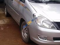 Bán ô tô Toyota Innova J đời 2006, màu bạc