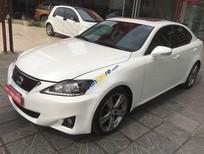 Bán Lexus IS250 sản xuất năm 2011, màu trắng, xe nhập