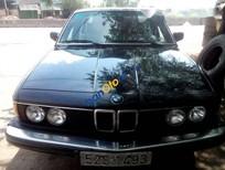 Bán xe BMW 5 Series sản xuất 1987, màu đen, nhập khẩu nguyên chiếc