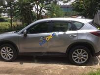 Cần bán lại xe Mazda CX 5 2WD sản xuất 2015, màu bạc, 800tr