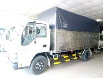 Isuzu 2.3 tấn, giao xe ngay, hỗ trợ vay vốn thủ tục đơn giản