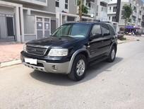 Cần bán xe Ford Escape đời 2006, màu đen, số tự động
