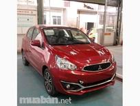 Cần bán Mitsubishi Mirage đời 2017, màu đỏ, nhập khẩu chính hãng, số tự động