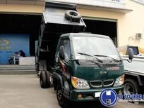 Bán xe tải 2,5 tấn - dưới 5 tấn 2017, màu xanh lục