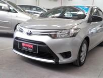 Cần bán Toyota Vios J 2014, màu bạc, số sàn, giá tốt
