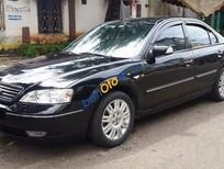 Cần bán gấp Ford Mondeo sản xuất năm 2003, màu đen số tự động, 178 triệu