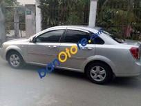 Chính chủ bán xe Daewoo Lacetti MT năm 2009, màu bạc