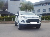 Xe Ford EcoSport đời 2016, màu trắng, ít sử dụng