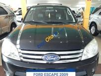 Bán Ford Escape 2.3AT đời 2009, màu đen số tự động