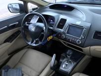 Cần bán gấp Honda Civic AT đời 2008, màu đen