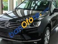Dòng SUV nhập Đức Volkswagen Touareg 3.6l GP, màu đen. Tặng BHVC+dán 3M, LH Hương: 0902.608.293