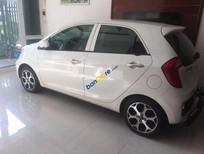Cần bán xe Kia Morning Si AT năm 2014, màu trắng, 375tr
