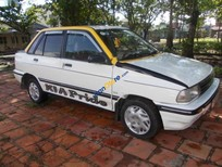 Bán Kia Pride B sản xuất 1992, màu trắng, nhập khẩu xe gia đình, giá 45tr