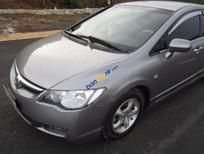 Bán Honda Civic 1.8AT sản xuất 2007, màu xám còn mới, 350 triệu